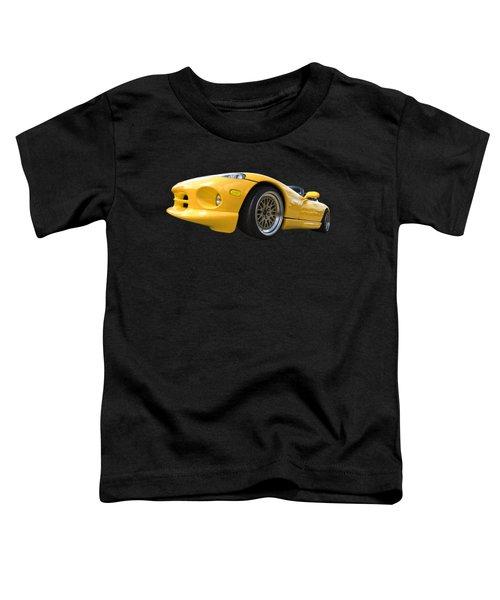 Yellow Viper Rt10 Toddler T-Shirt