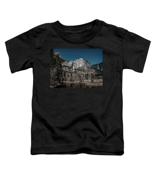 Yosemite Falls Duotone Toddler T-Shirt