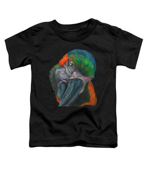 You Looking At Me Toddler T-Shirt by Tricia Winwood