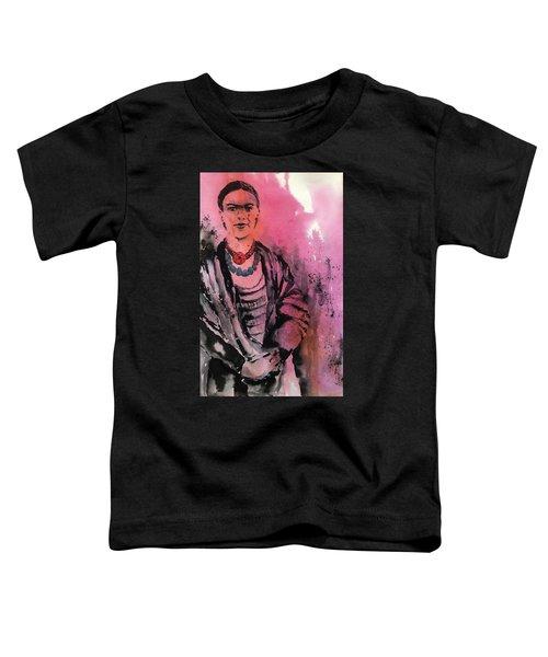 Young Frida Toddler T-Shirt