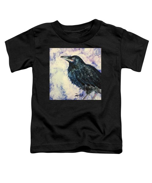 Young Raven Toddler T-Shirt