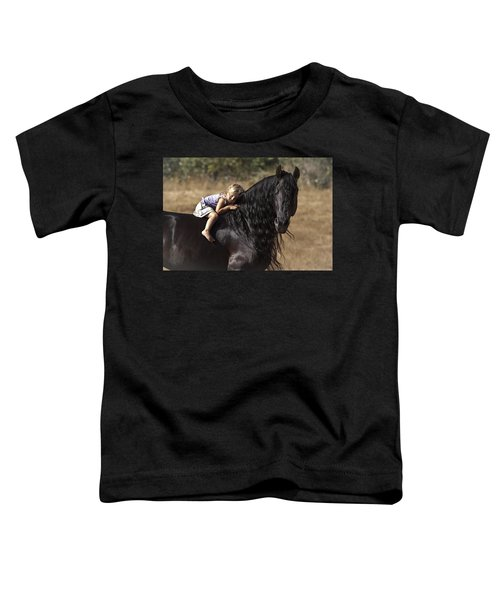 Young Rider Toddler T-Shirt