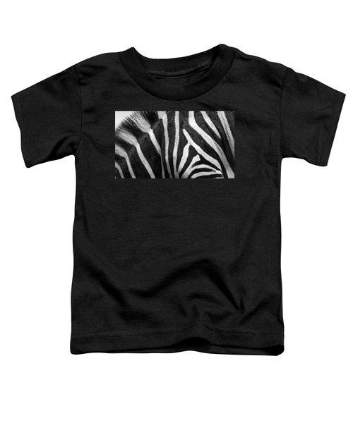 Zebra Stripes Toddler T-Shirt