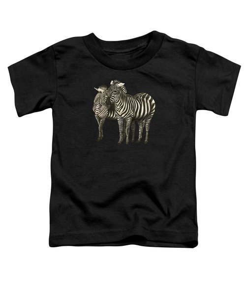Zebras  Toddler T-Shirt