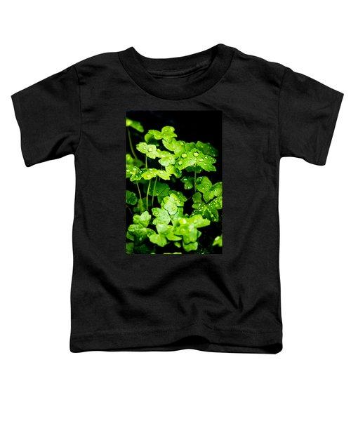 Zen Waterdrops Toddler T-Shirt