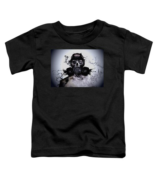 Zombie Warrior Toddler T-Shirt