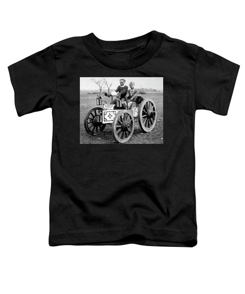 Zulu Motor Cab 1903 Toddler T-Shirt