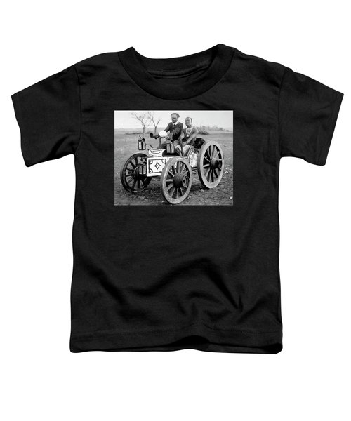 Zulu Motor Cab 1903 Toddler T-Shirt