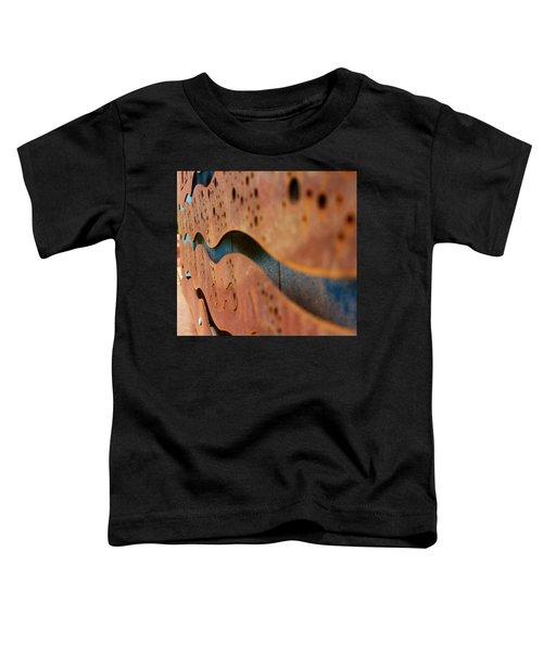 1 Abstract Lake Patricia Sign 3 Toddler T-Shirt