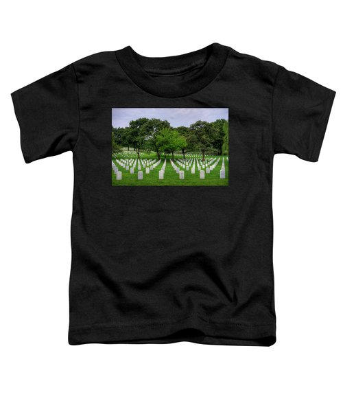 Arlington National Cemetery Toddler T-Shirt