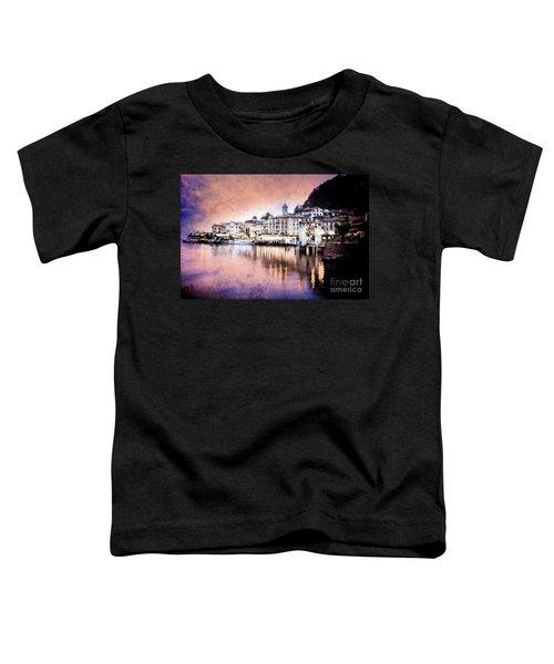 Invitation To Bellagio Toddler T-Shirt