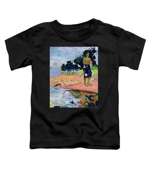 Haere Pape, 1892 Toddler T-Shirt