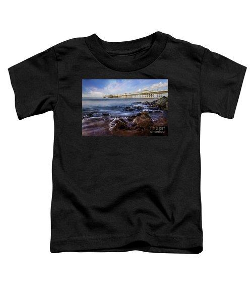 Llandudno Pier Toddler T-Shirt