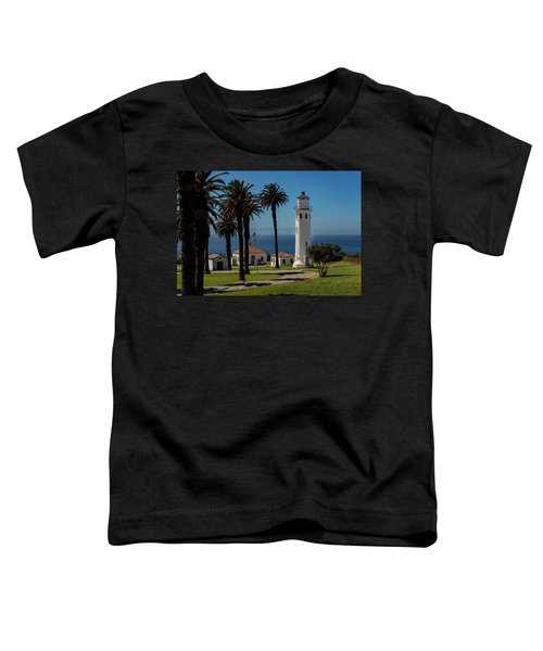 Point Vicente Lighthouse Toddler T-Shirt