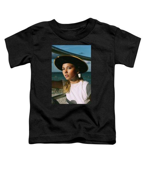 Sasha Dubrovskaya  Toddler T-Shirt