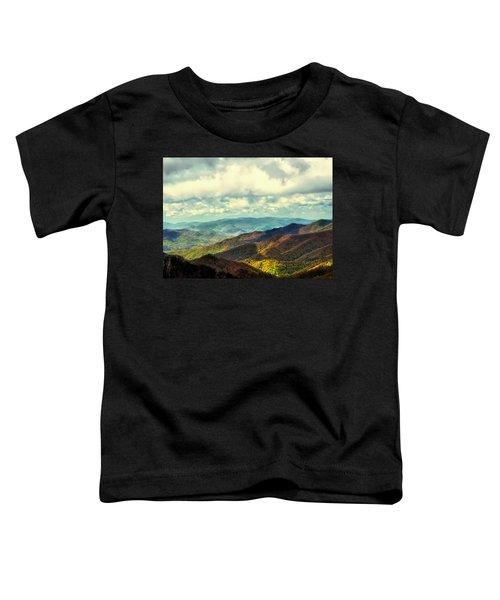 Smoky Mountain Memory Toddler T-Shirt