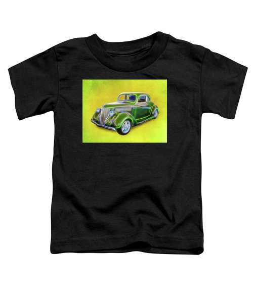 1936 Green Ford Toddler T-Shirt