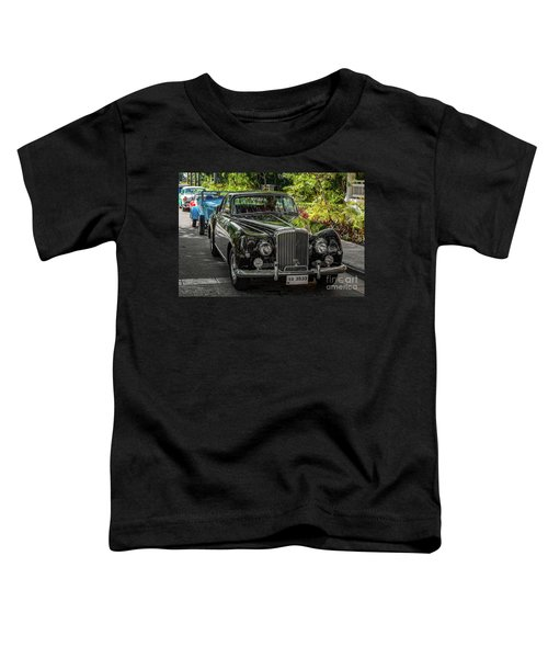 1954 Bentley R-type Continental Fastback Toddler T-Shirt