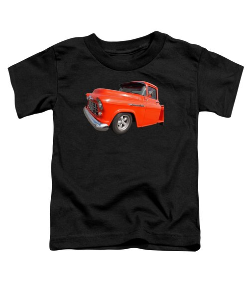 1956 Chevrolet 3100 Truck Toddler T-Shirt