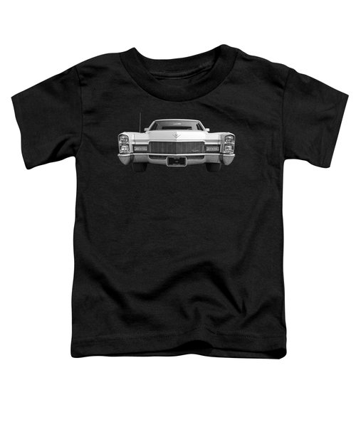 1968 Cadillac Front Toddler T-Shirt