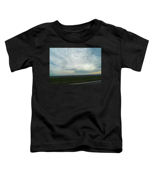 Colossal Country Clouds Toddler T-Shirt
