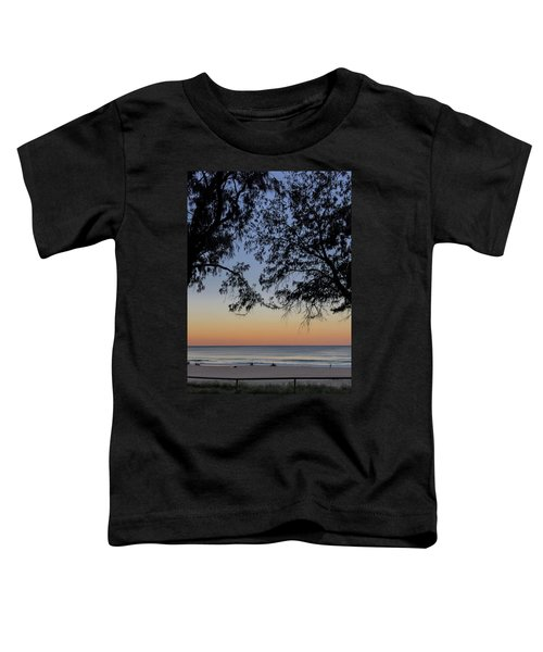 A Beautiful Place To Be Toddler T-Shirt