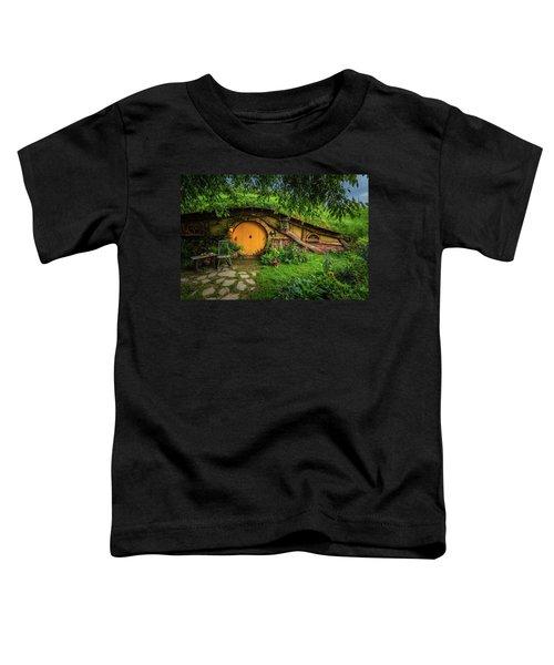 Hobbiton Afternoon Toddler T-Shirt