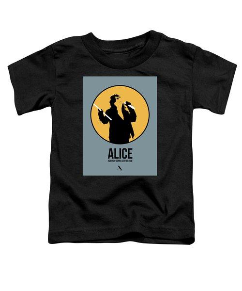 Alice Cooper II Toddler T-Shirt