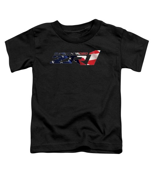 All American Zr1 Toddler T-Shirt