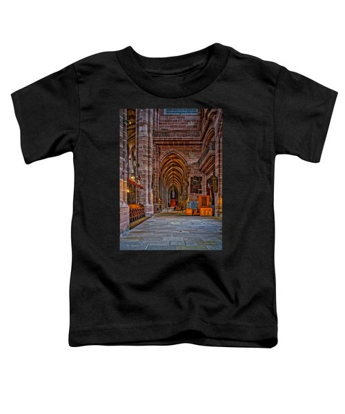 Amped Up Arches Toddler T-Shirt