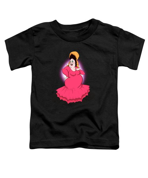Animated Divine Toddler T-Shirt