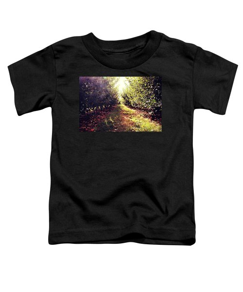 Apple Orchard Toddler T-Shirt
