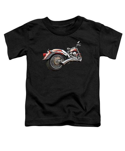 Lightning Fast - Screamin' Eagle Harley Toddler T-Shirt