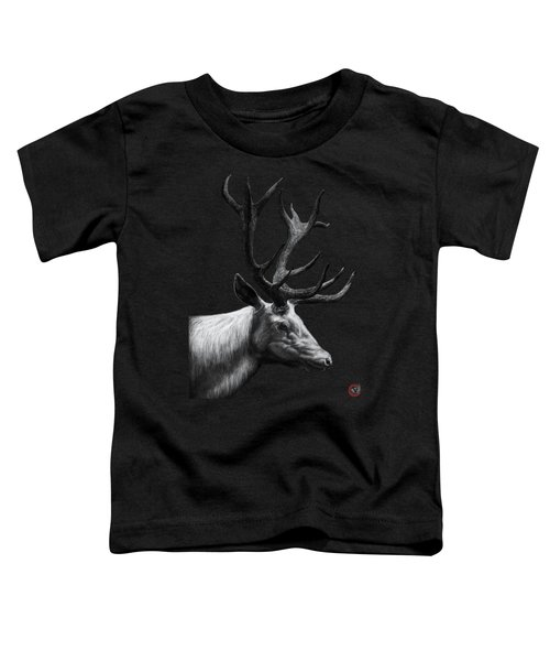 White Deer  Toddler T-Shirt
