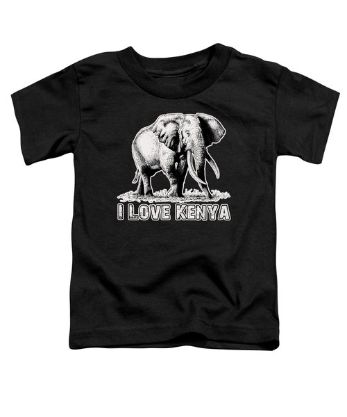 African Giant Toddler T-Shirt