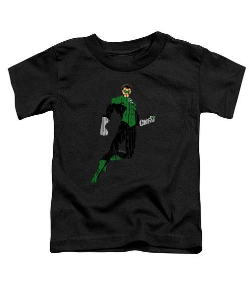 Green Lantern Toddler T-Shirt