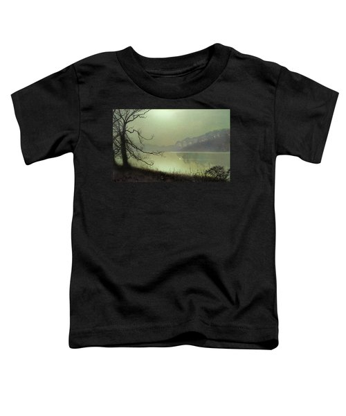 At The Lakeside, Moonlight Toddler T-Shirt