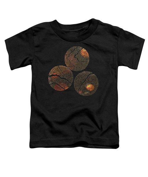 Atoms Ink Artwork Toddler T-Shirt