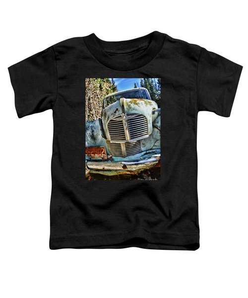 Austin A40 Toddler T-Shirt
