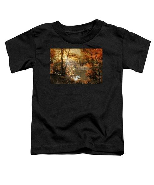 Autumn Afterglow Toddler T-Shirt