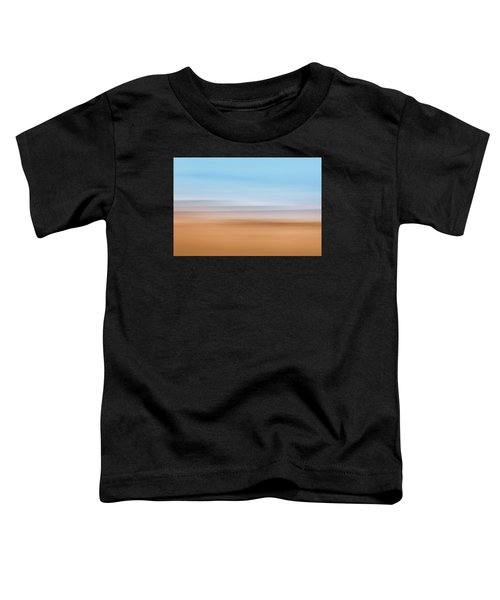 Beach Abstract Toddler T-Shirt