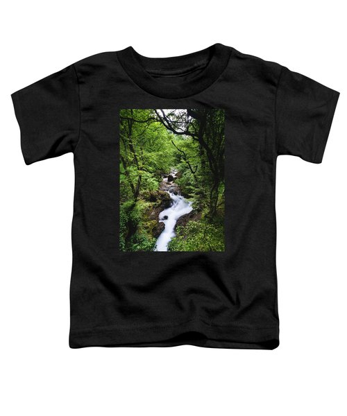 Bela River, Balkan Mountain Toddler T-Shirt