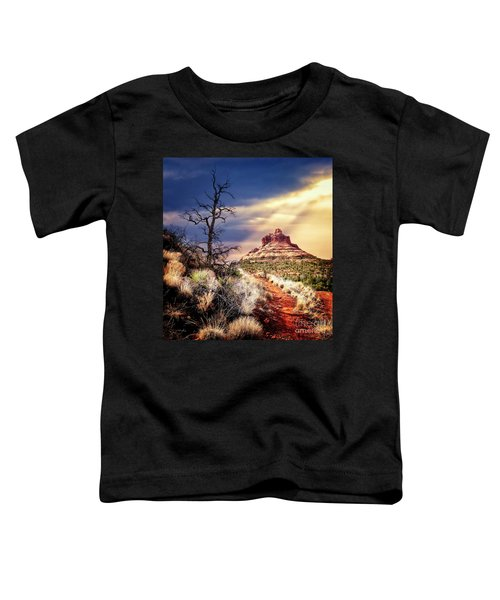 Bell Rock Toddler T-Shirt