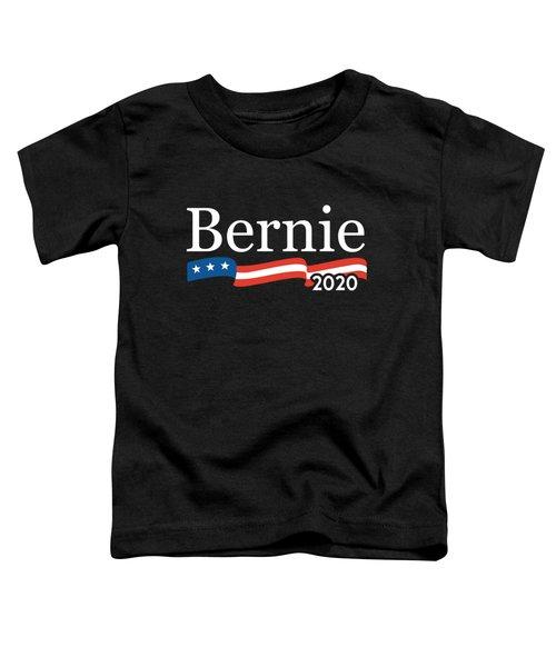Bernie For President 2020 Toddler T-Shirt