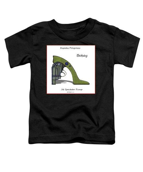 Betsey Toddler T-Shirt