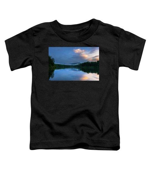 Blue Ridge Parkway - Price Lake - North Carolina Toddler T-Shirt
