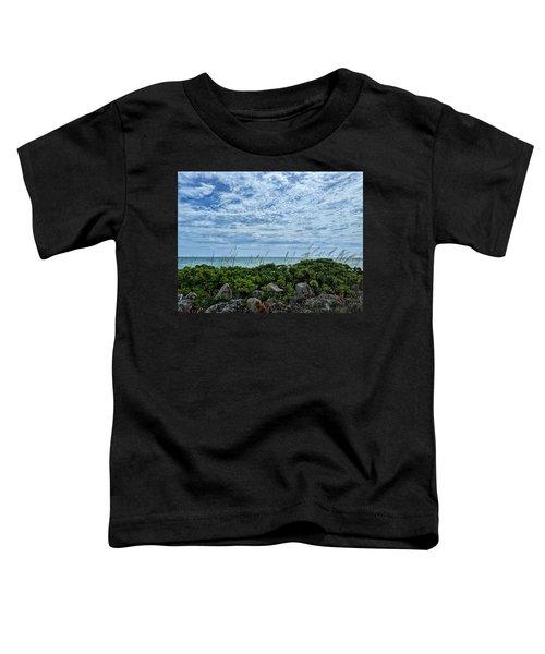 Blue Sky Lullaby Toddler T-Shirt