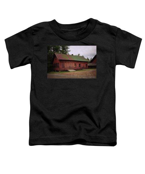 Boat Shop Toddler T-Shirt