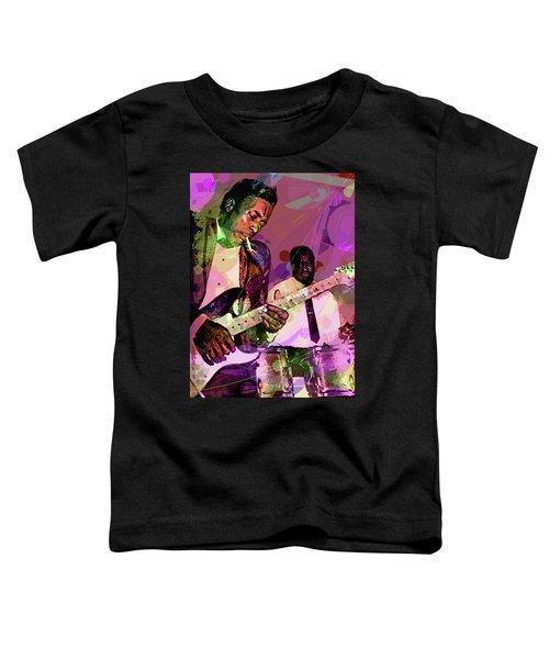 Buddy Guy 1965 Toddler T-Shirt
