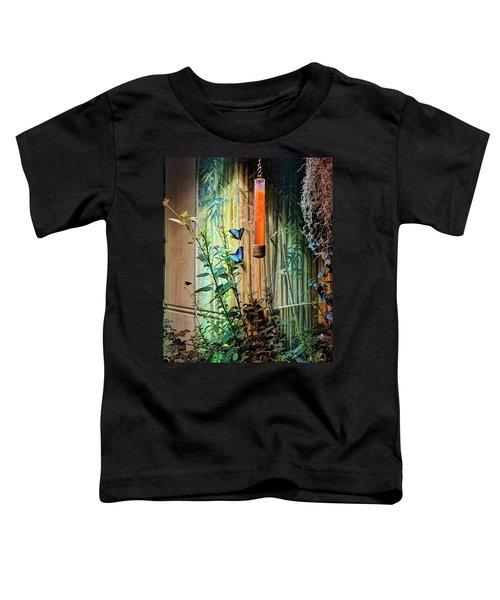 Butterfly Garden Toddler T-Shirt
